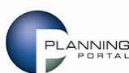 Information on making planning and Building Regulation applications