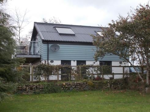 South Petherwin, Launceston, annex, garage, holiday let